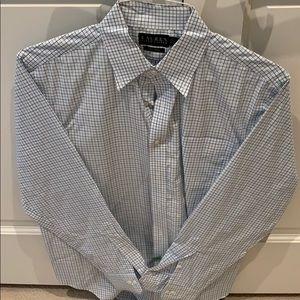 Lauren Ralph Lauren Men's Non-Iron Dress Shirt